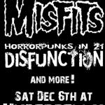 misfits show 2014 no marilyn